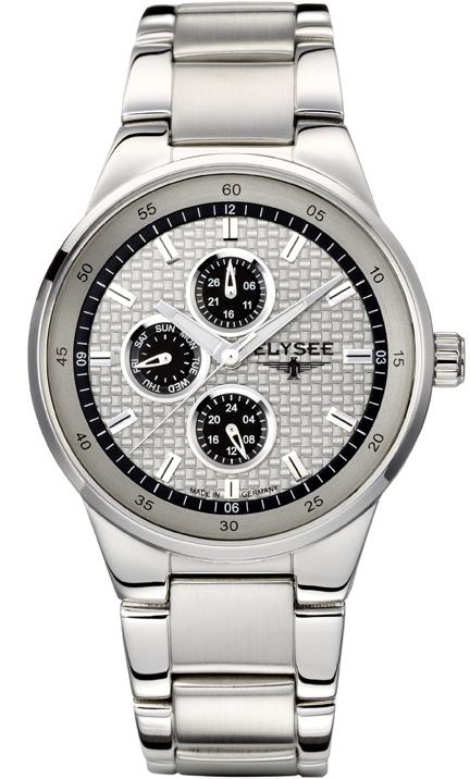 6bd8cfda Мужские часы Elysee 13251 – купить в Москве по низкой цене. Наручные ...